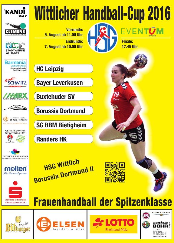 Korr3 PL Handball Cup 2016
