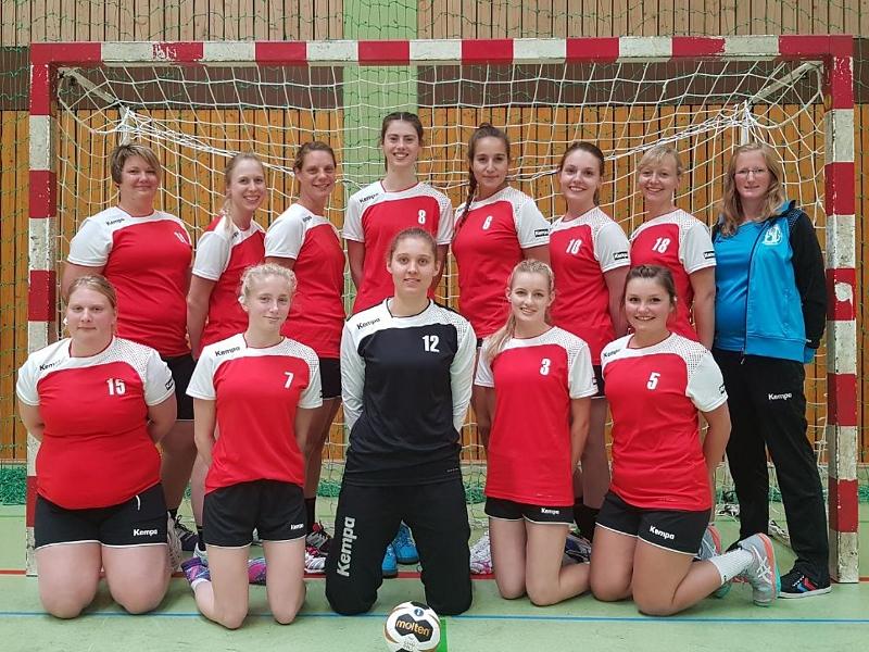 3. Damen (2017/18) Bezirksklasse | HSG Wittlich e.V.