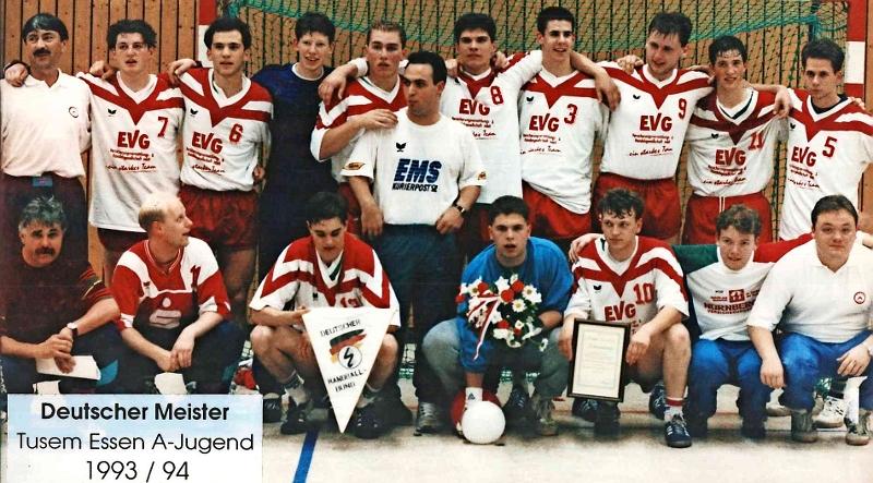 TUSEM-Essen-A-Jugend-Dt-Meister-1994