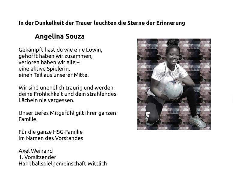 Andenken-Angie